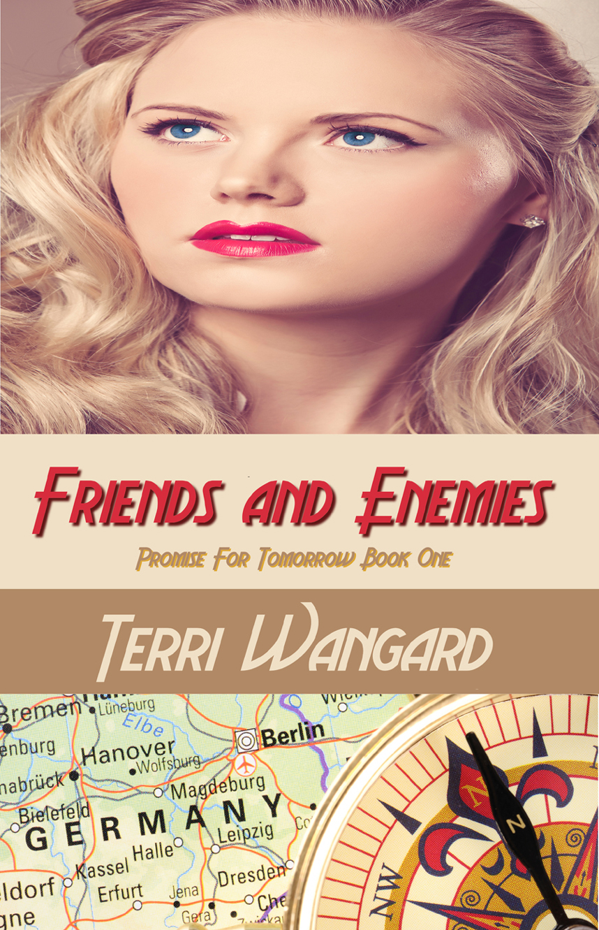Friends and Enemies cover